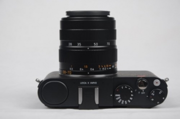 Leica X Vario ( 16.5 Megapixel,3 -x opt. Zoom (3 Zoll Display) ) - 3