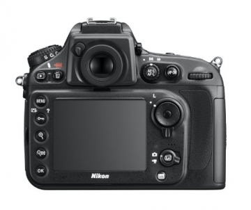Nikon D800E ( 36.8 Megapixel (3.2 Zoll Display) ) - 2
