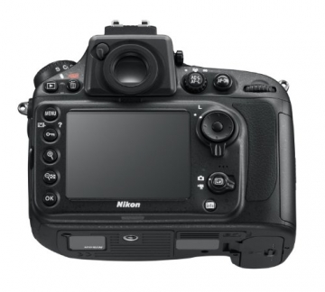 Nikon D800E ( 36.8 Megapixel (3.2 Zoll Display) ) - 4